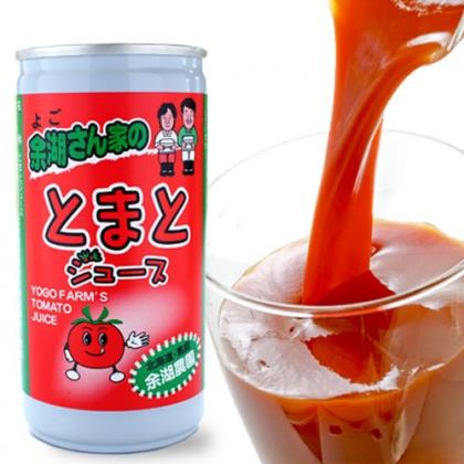余湖さん家のトマトジュース (有塩)